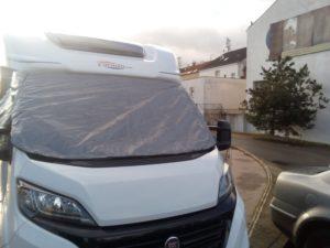 izolace karavanu